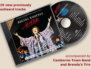 Brenda Wootton new CD